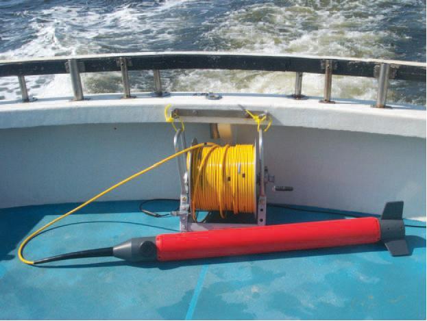 Ocean Magnetometer